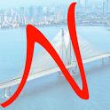 Mumbai on an Interactive Map icon