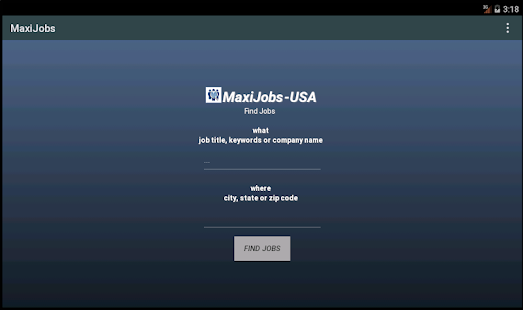 MaxiJobs 找工作
