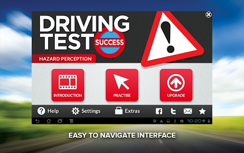 Hazard Perception Test Free - screenshot thumbnail