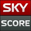 SkyScore logo