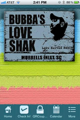 Bubba's Love Shak