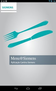 Menu@Siemens- screenshot thumbnail