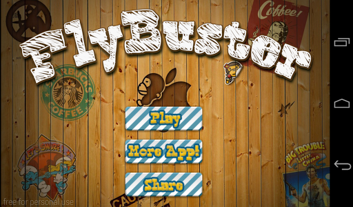 Fly Buster: Free Fun Lite Game