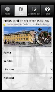 Fredsspår- screenshot thumbnail