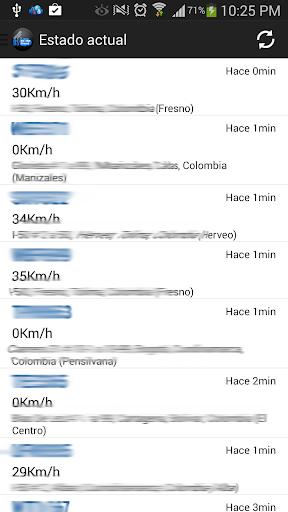 BSCloud Tracker