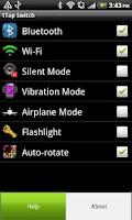 Screenshot of 1Tap Switch