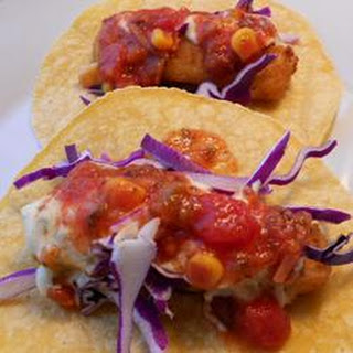 Quick and Easy Fish Tacos.