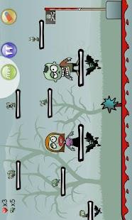 Zombie Graveyard Animal Rescue- screenshot thumbnail