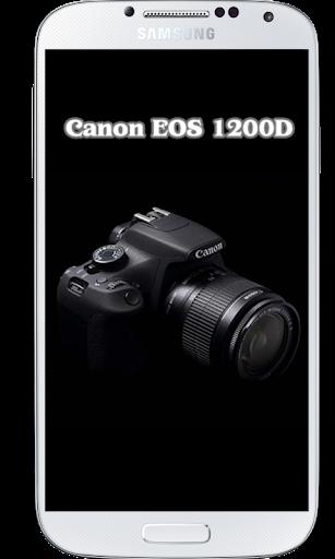 EOS 1200D Tutorial