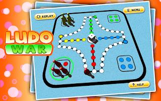 Screenshot of 3D Ludo Wars
