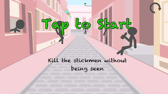 ClickDeath: Stickman Town