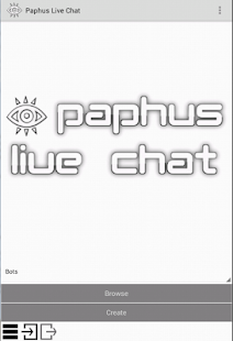 Paphus Live Chat- screenshot thumbnail