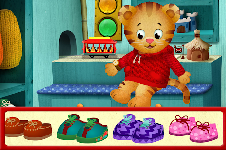 Daniel Tiger's Day & Night- screenshot thumbnail