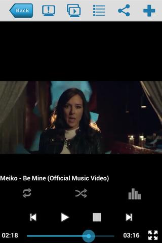 MV Tube-youtube music player