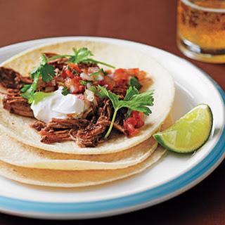 Pulled-Pork Tacos.