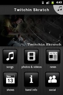 Twitchin Skratch - screenshot thumbnail