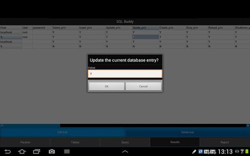 【免費生產應用App】SQLBuddy-APP點子