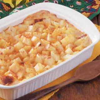 Au Gratin Party Potatoes.