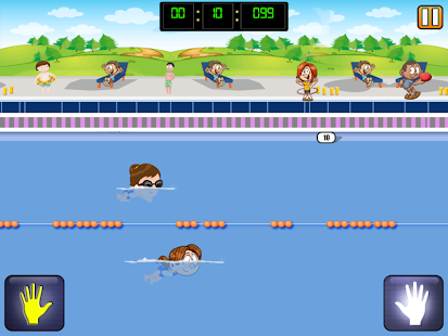 Boring School Swimming Workout- screenshot thumbnail
