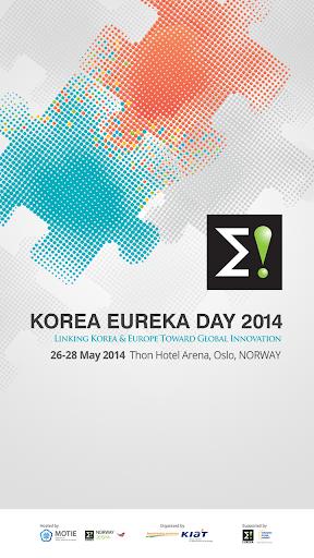 KOREA EUREKA DAY 2014