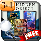 Hidden Object Secrets 3-in-1