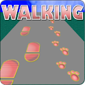 Animals Walking logo