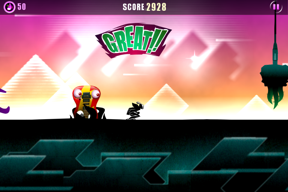 Song Rush - screenshot