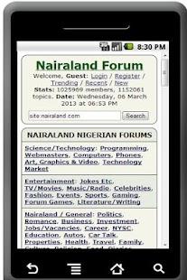 Nairaland Forum