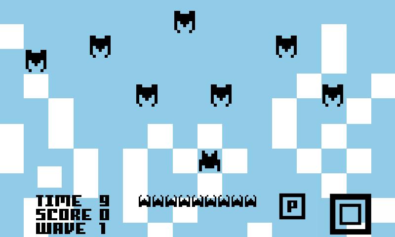 Pixel Rush Survival - screenshot