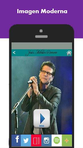 Letras Jesús Adrian Romero App