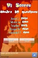 Screenshot of JCi Trivia European Capitals