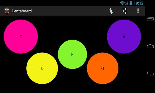 【免費音樂App】Pentaboard-APP點子