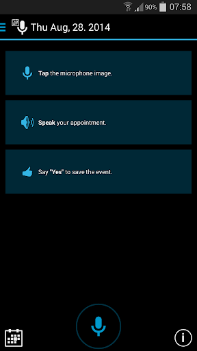 Speak Your Appointment