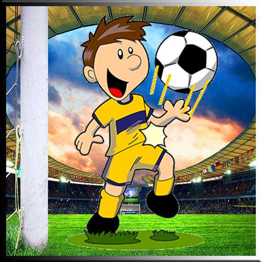 熱門足球遊戲 體育競技 App LOGO-硬是要APP