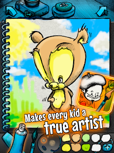 Young Rembrandt: Coloring Book- screenshot thumbnail