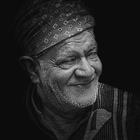 Emotion by Zeeshan Khan - Black & White Portraits & People (  )