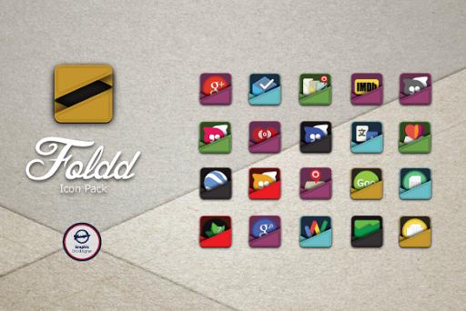 Foldd - Iconpacks