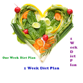 1 Week Diet Plan