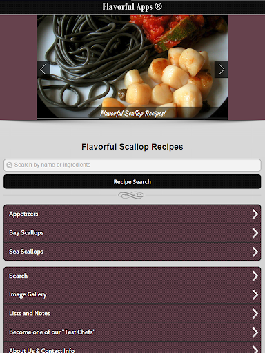 Scallop Recipes - Premium
