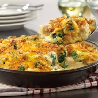 Chicken Broccoli Divan.