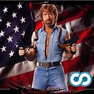 Chuck Norris Fun Icon