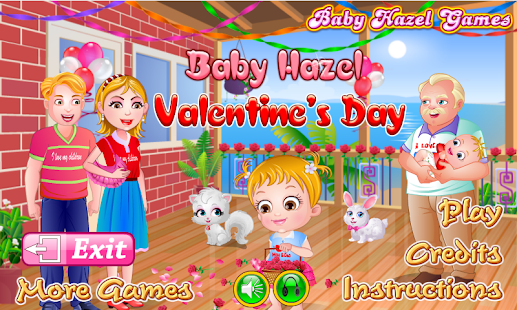 Baby Hazel Valentine Day - screenshot thumbnail