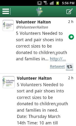 Volunteer Halton