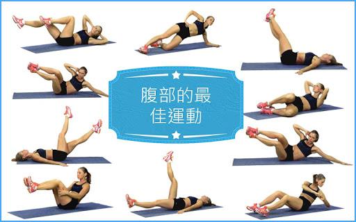 最好腹肌健身 Best Abs Fitness