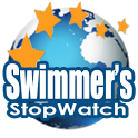 Swimmer's StopWatch free icon