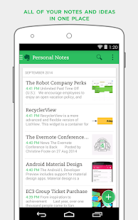 Evernote - stay organized. Screenshot 34