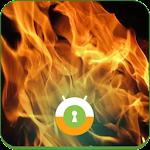 Flame Wall & Lock
