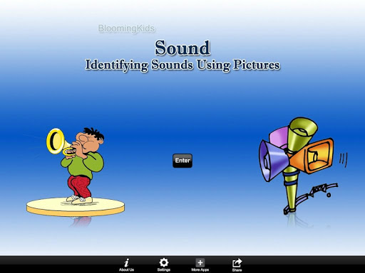 Identify Sounds Using Pictures