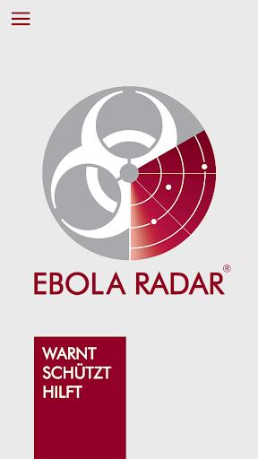 Ebola Radar 0.2 Donate