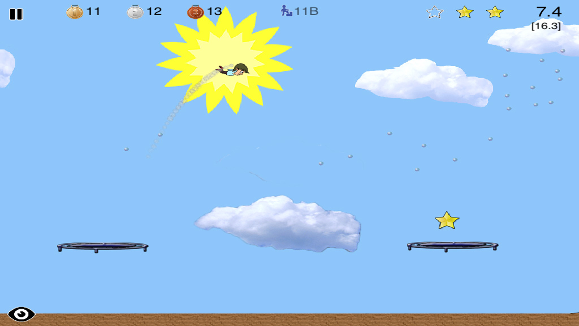 Parachutist- screenshot